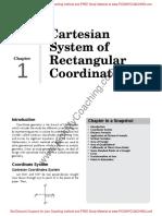 9 Cartesian System of Coordinates