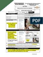 I FORMULACION Y EVALUACION  DE PROYECTOS.docxN..docx