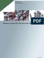 SSP 604 Moteur Audi V6 TDI Biturbo de 3,0l