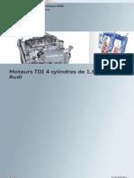 SSP 608 Moteurs TDI 4 Cylindres de 1,6l - 2,0l