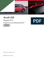SSP 657 Audi Q5 (Type FY)