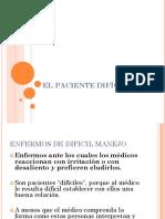 43682168 El Paciente Dificil