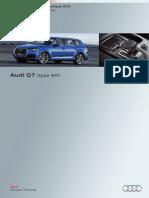 SSP 632 Audi Q7 (Type 4M)