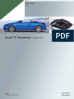 SSP 631 Audi TT Roadster (Type FV)