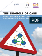 Triangle of Care Carers Included