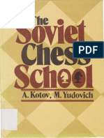 The Soviet School of Chess 1983 PDF