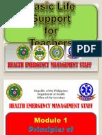 BLS for Teacherr