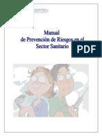 Manual de Prevencin de Riesgos en El Sector Sanitario