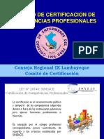 Diapositivas Certificacion Final