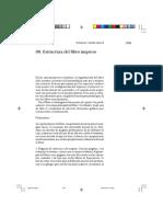 Estructura Del Libro Impreso