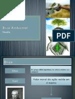 Ética Ambiental Com Greenpeace