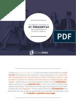 GUIA COMPLETO - As Melhores Respostas Às 43 Perguntas Mais Frequentes de Processos Seletivos