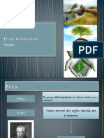 Ética Ambiental Save the World