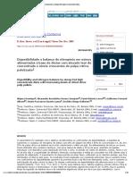 Digestibilidade e Balanço de Nitrogênio Em Ovinos Alimentados à Base de Dietas Com Elevado Teor de Concentrado e Níveis Crescentes de Polpa Cítrica Peletizada1