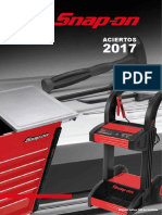 Promocion Aciertos 2017 SNAP On