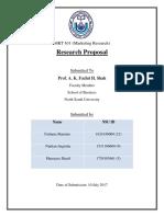 Kaltimex Energy - Research Proposal