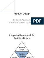 Product Design Copy