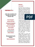 Papers Nº 6 Trad Dezembro 2013