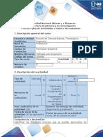 Guía de Actividades y Rúbrica de Evaluación - Fase 3 - Construcción Individual