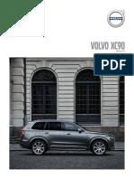 Volvo 2018 XC90 Brochure v1