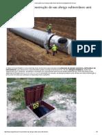 A Construção de Um Abrigo Subterrâneo Anti Bomba _ EngenhariaCivil