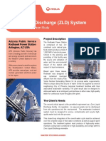 Zero Liquid Discharge (ZLD) System Case Study
