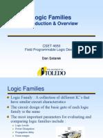 Logic Families