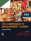 The Companion to Devstudies Sample
