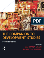 The Companion to Devstudies Sample