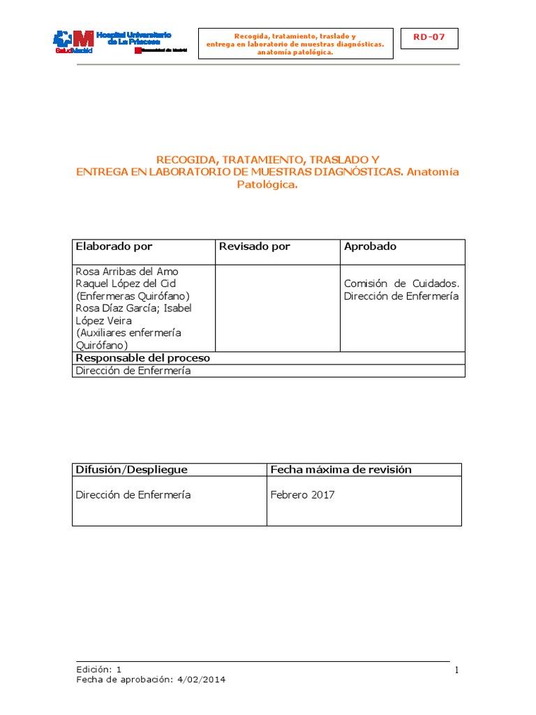 RD-07 RECOGIDA DE MUESTRAS ANAT. PATOLGICA.pdf