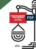 Kosovo Specialist Chambers - Serbian