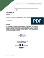 Funcionamiento de Componentes Electronicos Discretos