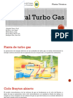 Central Turbo Gas