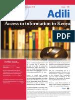 [Infosocietas] Access-To-Information in Kenya [Tikenya.org]