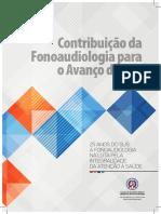 Cartilha- Contribuições Da Fonoaudiologia Para o Avanço Do SUS