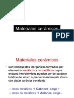 Materiales Ceramicos II