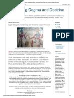 Debugging Dogma and Doctrine_ Egypt, False Gods, Nubian Kings and the Islamic Religion Revealed