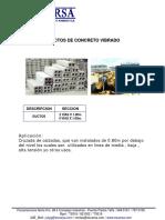 Ducto de Concreto p11