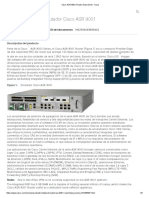 Cisco ASR 9001 Router Data Sheet - Cisco