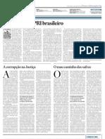 O risco de um PRI brasileiro