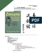 Yang Jwing Ming - Zmiana Mięsni Ścięgien Przemywanie Szpiku-mózgu