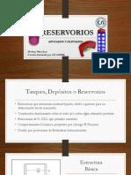 Clase - Diseño de Reservorios