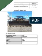 Imforme Tecnico Cargador Frontal 950H