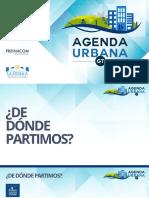 Agenda Urbana Guatemala