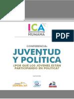 Perfil Conferencia Juventud y Politica