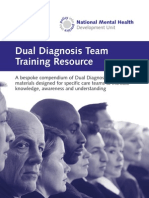 Dual Diagnosis Team Training Resource