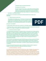Alternativas de Financiamiento en El Sistema Financiero