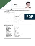 Jerald Resume