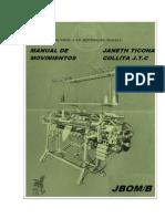 Manual Jbom b