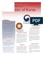government system of the republic of korea